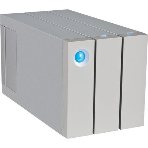 LaCie 2Big RAID 6TB Thunderbolt 2 7200RPM External Hard Drive (STEY6000100)