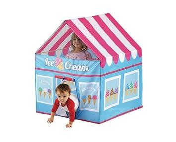Ice Cream Shop Indoor/Outdoor Play Tent by Etna  sc 1 st  Amazon.com & Amazon.com: Ice Cream Shop Indoor/Outdoor Play Tent by Etna: Toys ...
