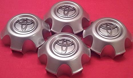 Toyota Tundra Center Caps >> 4 New Replacement 4pcs 2005 2007 Toyota Sequoia 05 06 Tundra Wheel Center Caps Hubcaps Set 69465