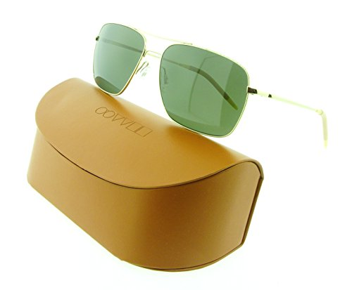 Oliver Peoples Unisex Clifton Gold/G15 Polarized Vfx - Polarized Oliver Peoples