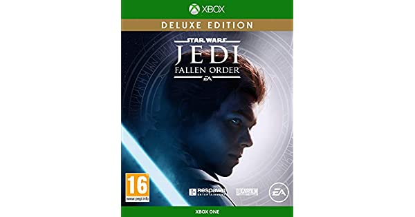 Star Wars Jedi: Fallen Order - Deluxe Edition - Xbox One ...