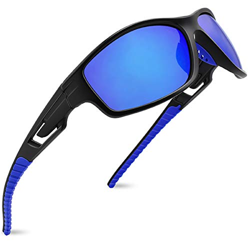 Maxjuli Polarized Sports Sunglasses