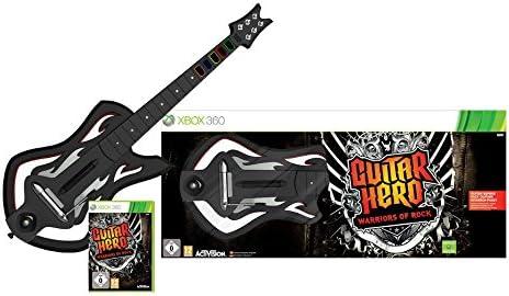 Guitar Hero 6: Warriors of Rock - Guitar Bundle (Xbox 360 ...