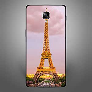 OnePlus 3T Eiffel Tower Day time
