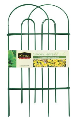 "Ace Trading-Wire Fence Neo Neo X101126G Garden Fence 32"" x 10' Green (PACK OF 6)"
