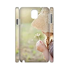 Dandelion Customized 3D Case for Samsung Galaxy Note 3 N9000, 3D New Printed Dandelion Case