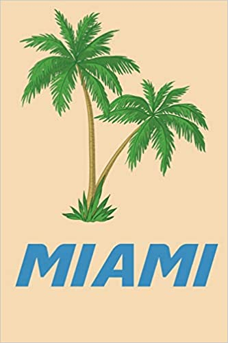 Miami: Beach Lover\'s Journal with Beach Themed Stationary ...