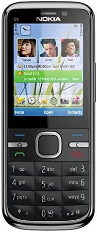 Nokia C5-00 Negro - Smartphone (5,59 cm (2.2