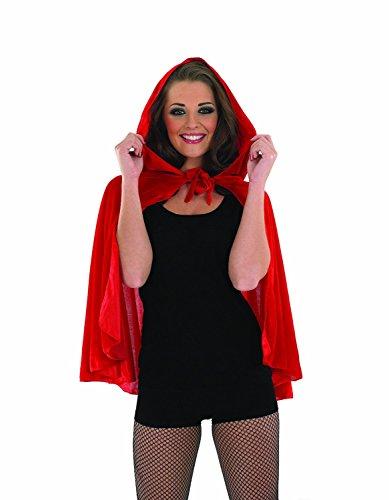 Ladies Red Riding Hood