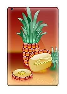 Case Cover Aqua Pineapple/ Fashionable Case For Ipad Mini/mini 2