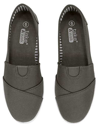 Ta En Tur Lerret Slip-on For Kvinner Kull