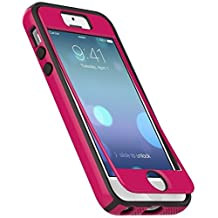 Speck Products iPhone 5/5s CandyShell Plus Faceplate Case, Raspberry Pink/Black