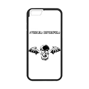 "T-TGL(RQ) Iphone6 4.7"" Phone Case Avenged Sevenfold with Hard Shell Protection"