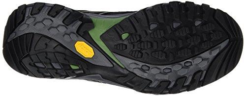 The North Face M Hedgehog Fastpack GTX (EU), Scarpe da Escursionismo Uomo Nero (Tnfbk/Gardengrn)