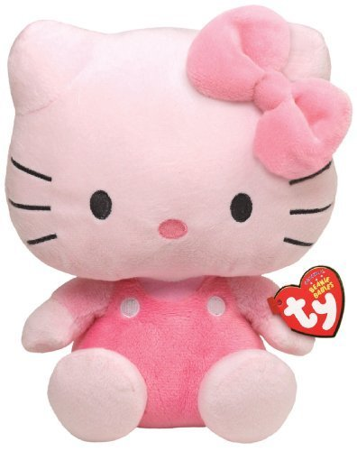 Ty Beanie Baby Hello Kitty - All Pink by Ty (Ty Hello Kitty)