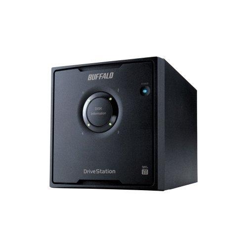 Buffalo DriveStation Quad USB 3.0 4-Drive 12 TB Desktop DAS (HD-QH12TU3R5) by BUFFALO