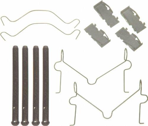 Wagner H15611P Disc Brake Hardware Kit, Front ()