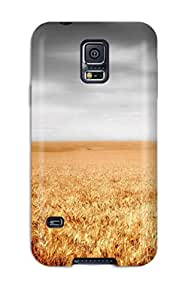 VDdVwJl10175mJILW Case Cover Protector For Galaxy S5 Field Earth Clouds Nature Other Case