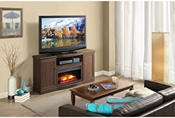 Whalen Media Fireplace for TVs up to 65