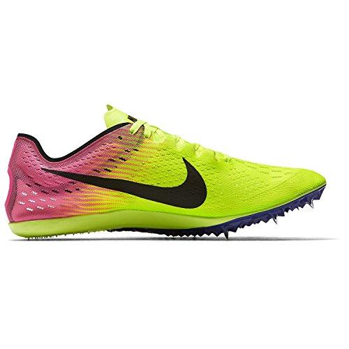 Schoenen Zwart 11 Nike Afstand Heren Spikes Maat Spoor volt Zoom Roze Victory 5 qrrBWcpg