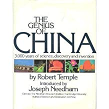 The Genius of China: 3000 Years of Science, Discovery and Invention by Temple, Robert K.G. (1991) Hardcover