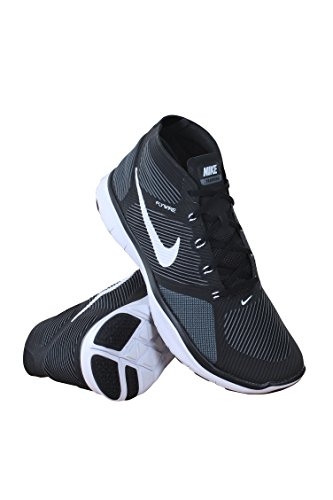 Nike Free Train Instinct, Zapatillas de Gimnasia Para Hombre, Negro (Black/White-Dark Grey), 47 1/2 EU