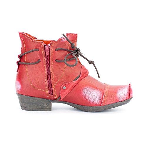 Boots Tama Red Garnet TMA Cowboy Women's 88twAqz