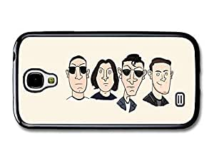 AMAF ? Accessories Arctic Monkeys Rock Band Illustration case for Samsung Galaxy S4