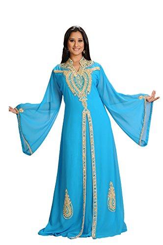 Maxim Creation New Modern Stylish Dubai Kaftan Dress for Women by 3197 9X5WFOq