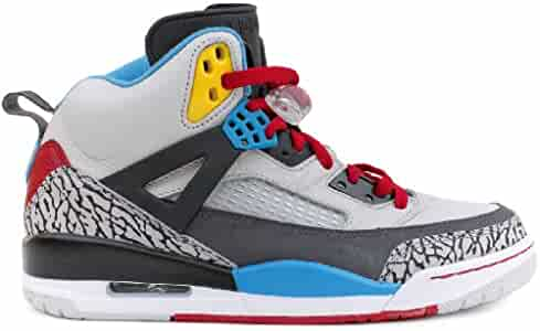 official photos 945c1 8b6ff Amazon.com   Men s Nike Jordan Spizike Bordeaux 315371 070 Natural Grey  Basketball Sneaker Mouse over image to zoom Zoom InZoom Out Sell one like  this Men s ...