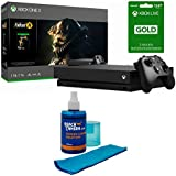 Microsoft Xbox One X 1 TB Fallout 76 Bundle with Live 3 Month Gold Membership and Universal Screen Cleaner