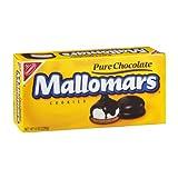 Nabisco Mallomars Cookies Pure Chocolate