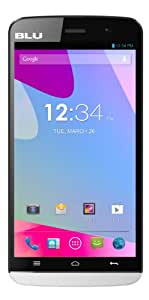 Blu Studio 5.5S Unlocked Cellphone, White