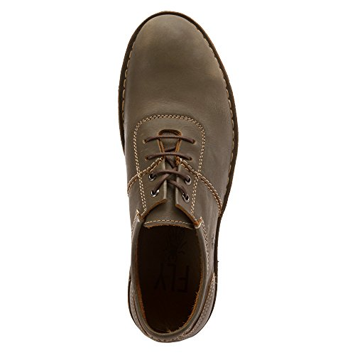 Fly London Mens Melo886fly Oxford Scarpe Tan Sebta