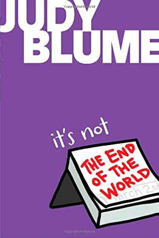 book cover of It\'s Not the End of the World