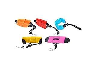 niceeshop(TM) Blue UnderWater WaterProof Cameras ST-6R Foam Floating Camera Wrist Strap