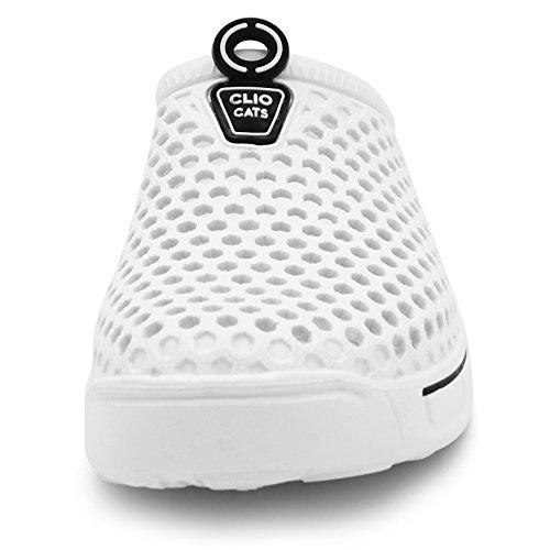 white Unisex Shoes Clog Ultifree Classic Art Garden 0PYx1wq