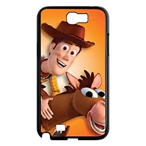 Samsung Galaxy N2 7100 Cell Phone Case Black Toy Story 2 009 WH9520363