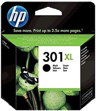 Comprar HP 301XL - Cartucho de tinta, negro