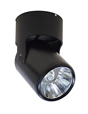 LED Spotlight COB Surface Mounted Ceiling Downlight 108°Adjustable Ceiling Spot Light LED Aluminum Track light Wall Lamp