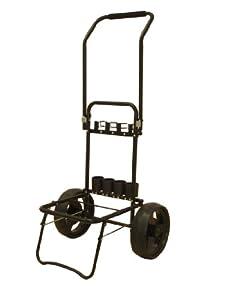 Genji sports foldable fishing cart beach cart for Amazon fishing equipment