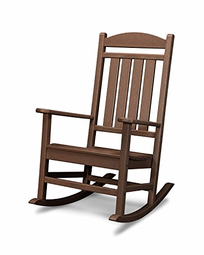 (POLYWOOD R100MA Presidential Outdoor Rocking Chair,)