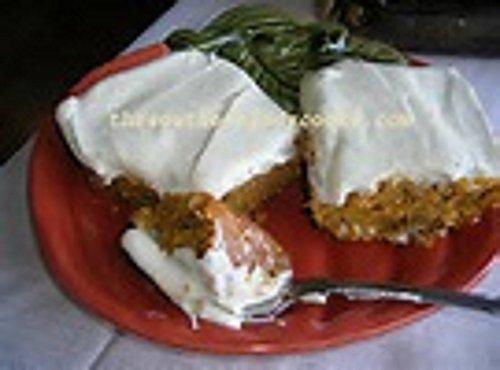 Caribbean Pumpkin Nut Cake