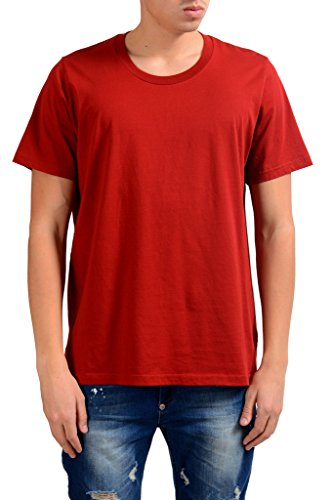 maison-martin-margiela-10-red-mens-t-shirt-us-xs-it-46
