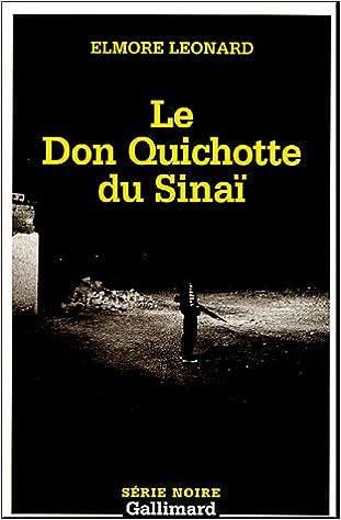 Le Don Quichotte du Sinaï - Elmore Leonard sur Bookys