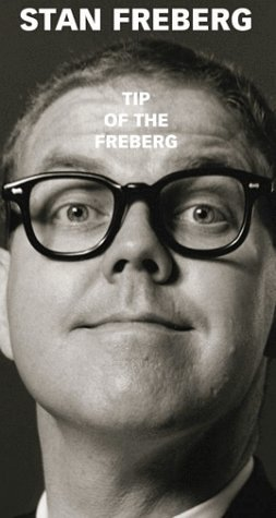 Tip Of The Freberg: The Stan Freberg Collection 1951-1998 (4-Disc Set & VHS Video) (Comedy Tips)