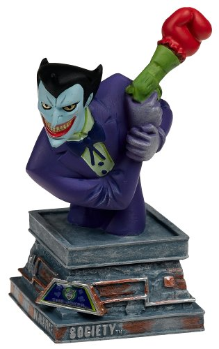 Monogram Justice League Joker Mini Paperweight