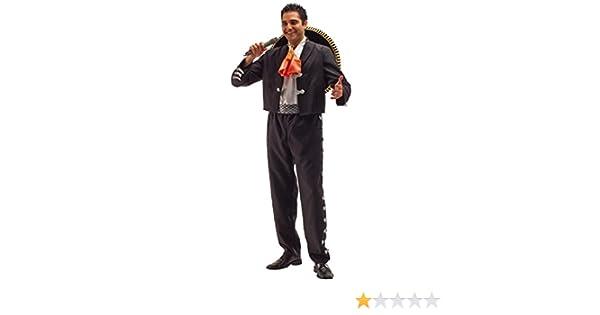Disfraz mejicano adulto. Talla 50/52.: Amazon.es: Juguetes y juegos