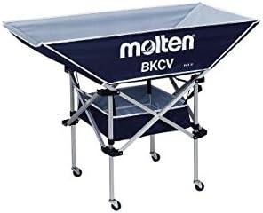 molten モルテン エキップメント 平型ボールカゴ 背低 BKCVLNV