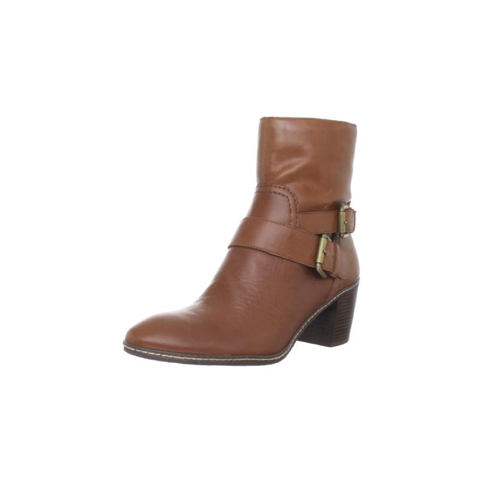 AK Anne Klein Womens Billing Ankle Boot